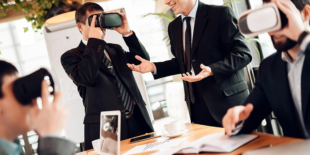Virtual Reality in der Ausbildung