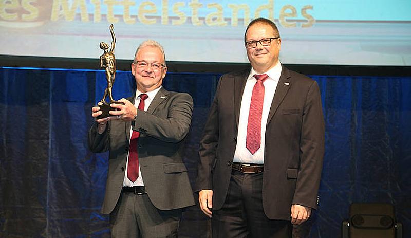 Bilstein & Siekerman gewinnt Großen Preis des Mittelstands