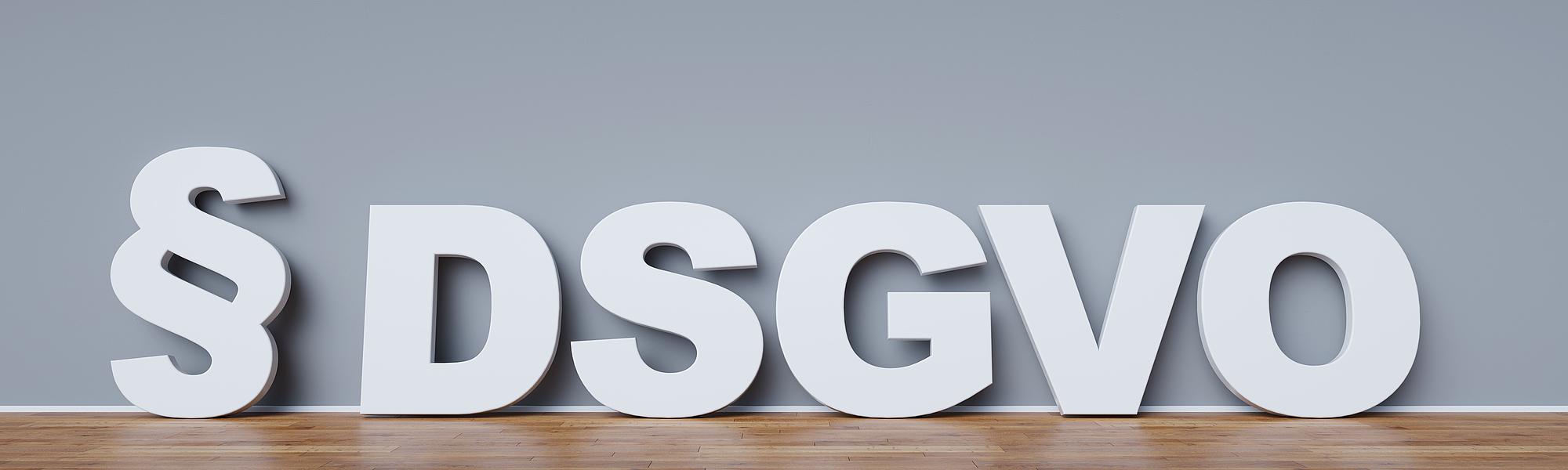 Website gestalten nach DSGVO