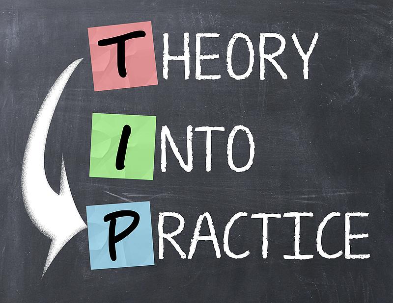 Von Theorie zu Praxis