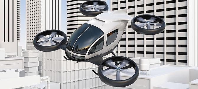 Der Himmel als Verkehrsweg - Mobilität der Zukunft
