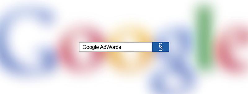 Blogartikel Google Adwords