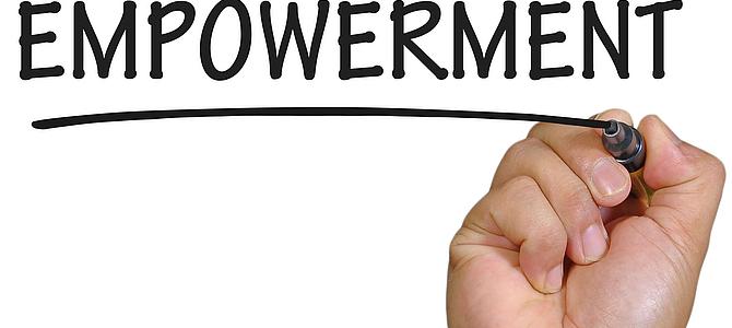 Empowerment als Geschäftsmodell