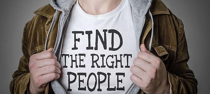 6 Tipps um passende Mitarbeiter zu finden