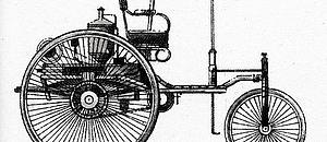 Erstes Automobil