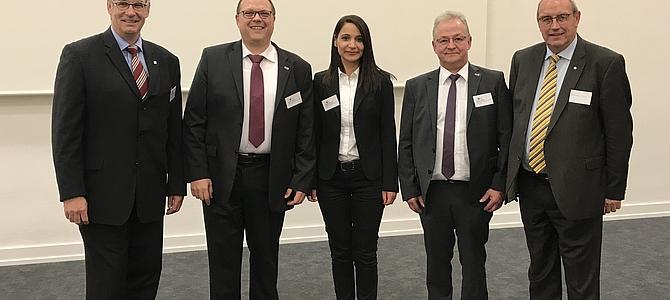 Feierstunde: Bilstein & Siekermann® zu Gast bei der IHK