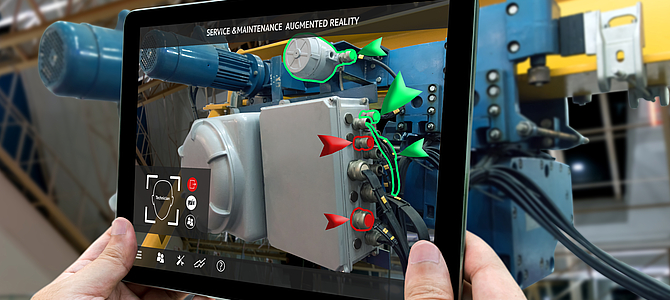 Augmented Reality: Die Zukunft des B2B Marketing?